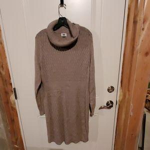 Women's Sweater Dress Size XXL